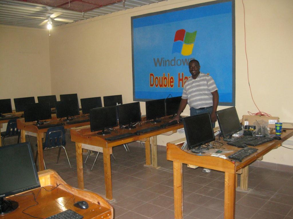 Computer Lab installed