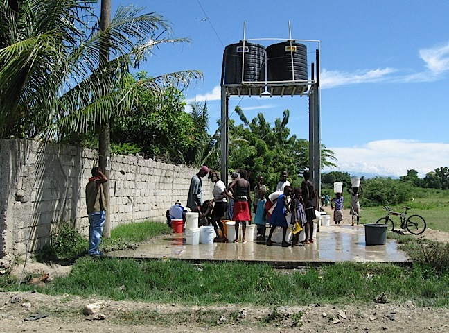 Village Water Tanks