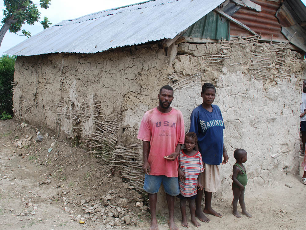 Impoverished Family Received New Home