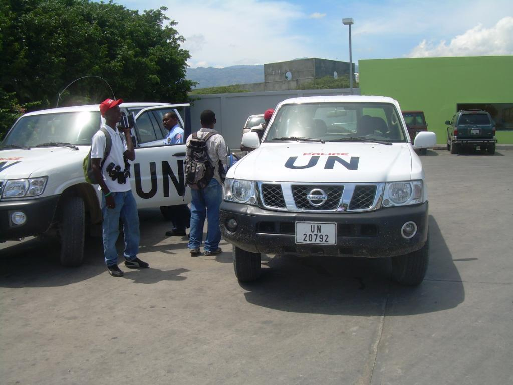 UN Presence in the Country