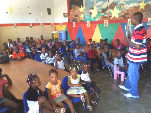 VBS - Bible Lesson Class