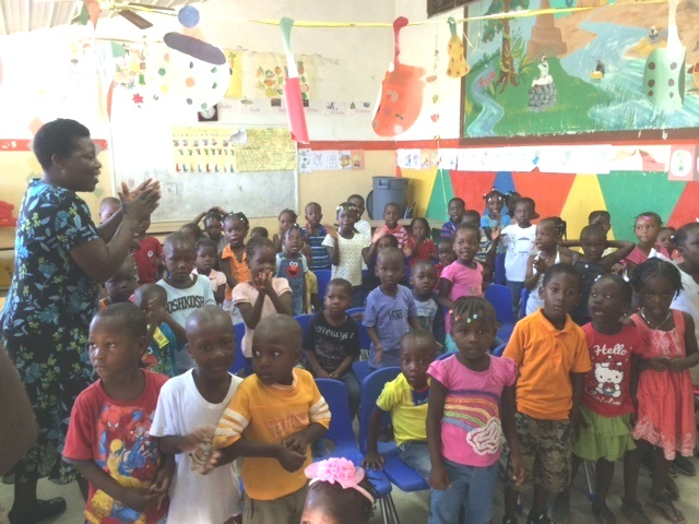 VBS - Let's all Sing Together