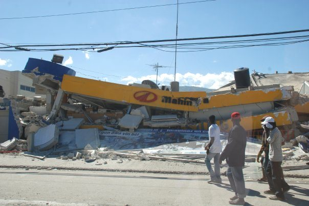 2010 Haiti's Devastating Earthquake
