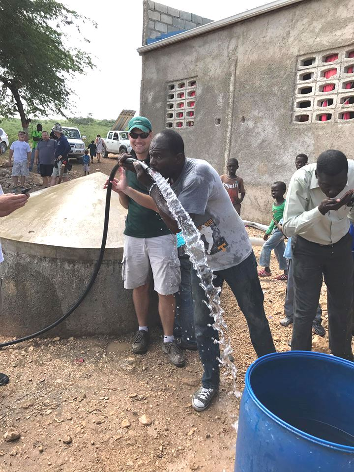 The First Clean Water In The Village
