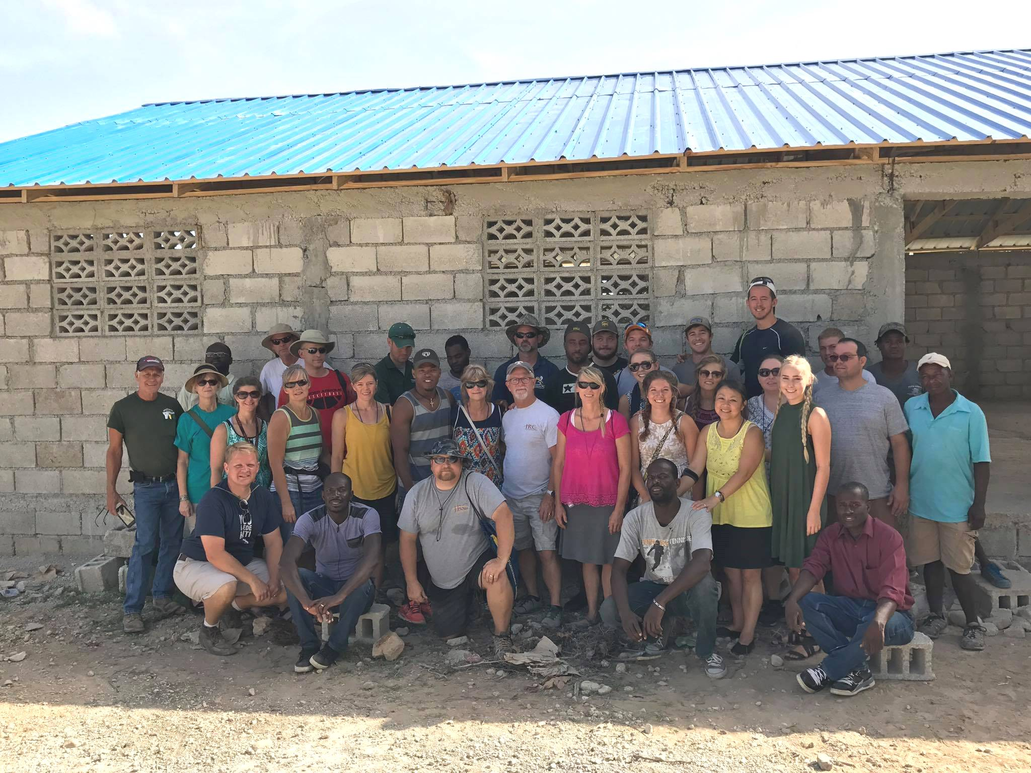 Serving Haiti With The Love of Jesus