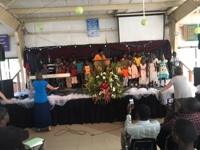 Ministry To Children - A Choir Singing
