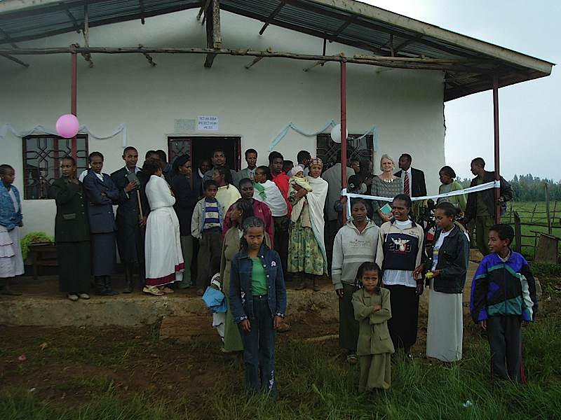 Faithful people with a church home