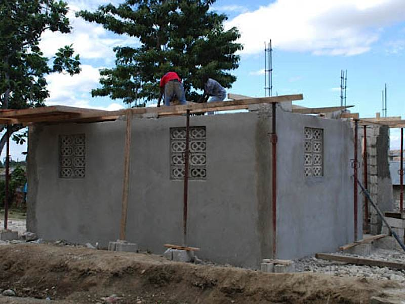 Construction of an Adopt a Home